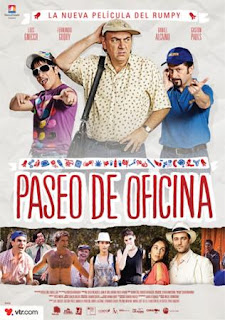 Paseo de Oficina [2012] [NTSC/DVDR] [Peli del Rumpy] Español Latino, Sub Ingles