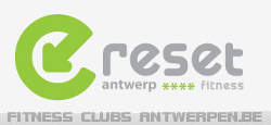 fitness centrum club RESET FITNESS groepslessen  Antwerpen krachttraining cardio