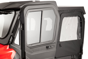 Pioneer 700 Hard Cab Front Doors 4P/2P & Pioneer Full Accessory List - Honda Pioneer Forum pezcame.com