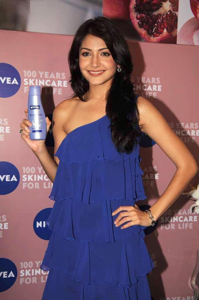 Anushka Sharma Photos at Nivea Whitening Deodorant Promotional Event