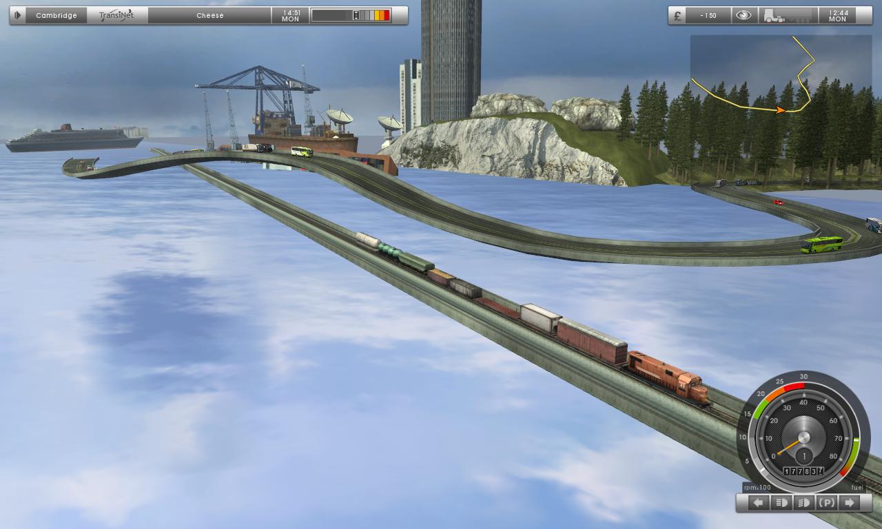 Kamu Para Pecinta Game UK Truck Simulator Atau Yg Biasa Di Sebut UKTS