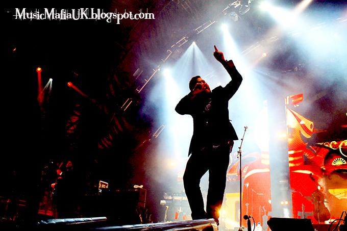 Elbow Live at Jodrell Bank