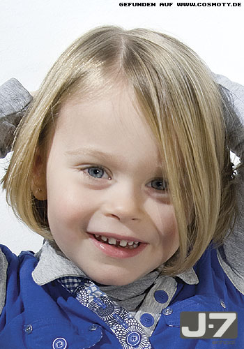 Fashion Kids Frisuren für Mädchen 2013