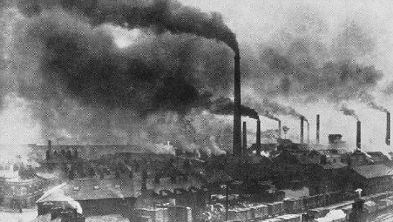 Effects Of The Industrial Revolution - Lessons - Tes Teach