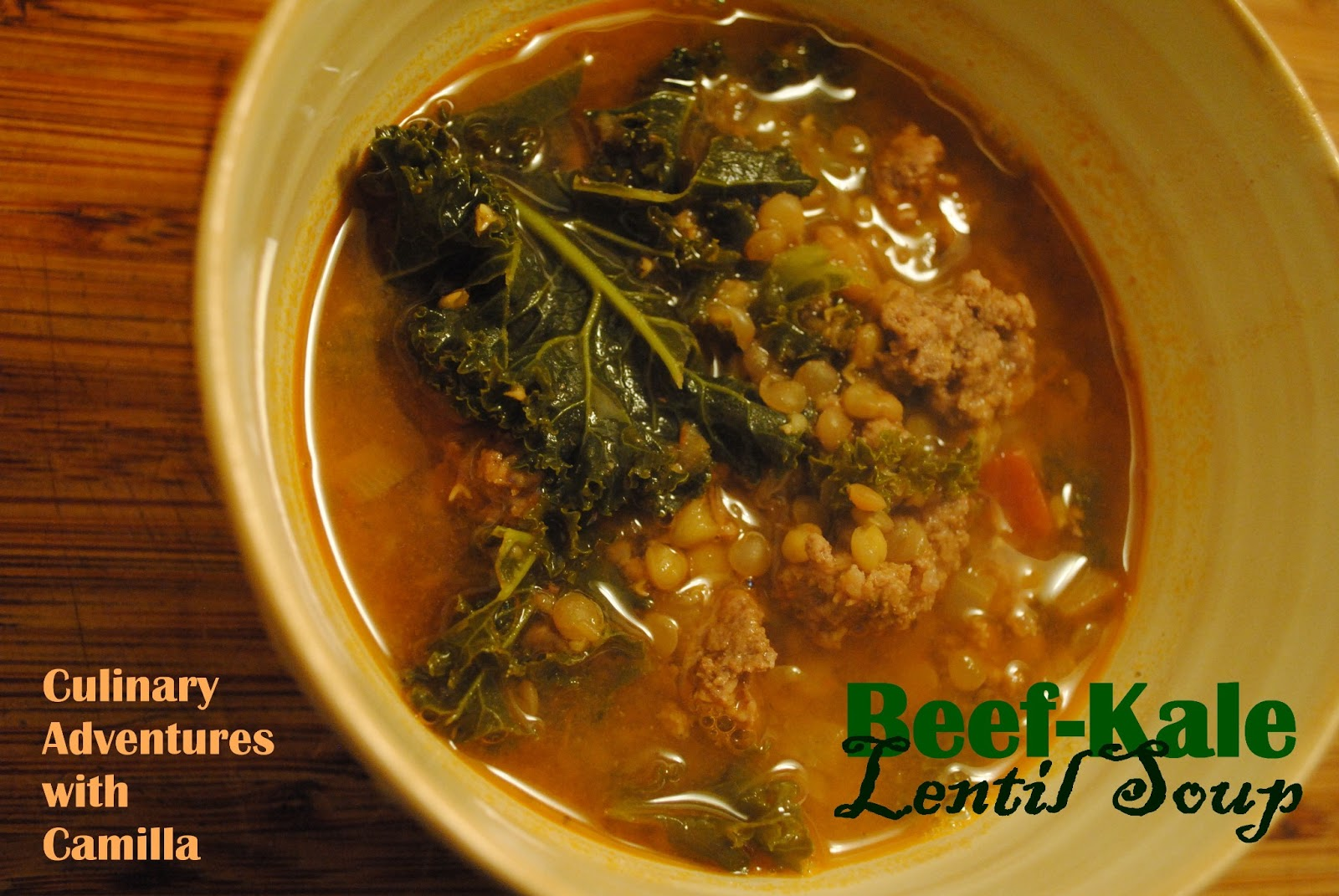 Lentil Soup Recipe With Ground Beef And Brown Rice Recipes ...