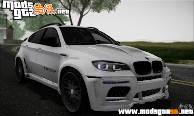 SA - BMW X6M HAMANN Final