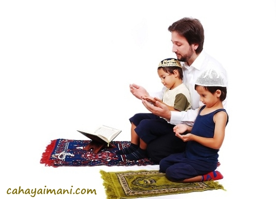 Doa Ayah Dan Ibu Buat Anak