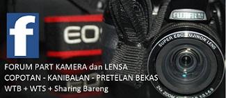Join Part Kamera - Lensa Pretelan kanibalan