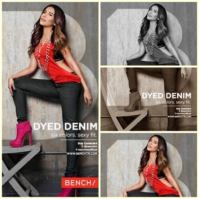 Karylle for Bench Back to School (Denim) campaign