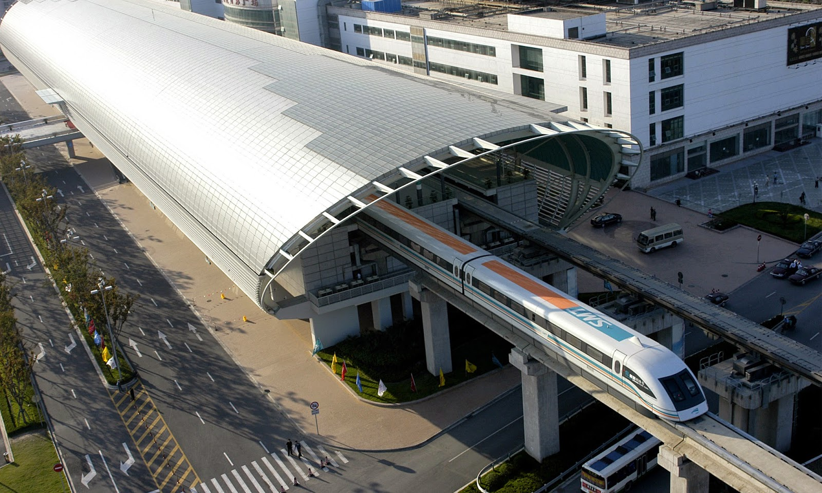 Shanghai Maglev Train - Wikipedia