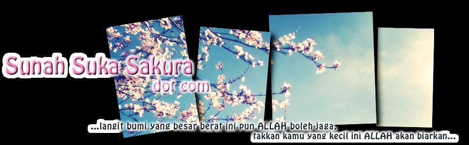 Sunah Suka Sakura dot com