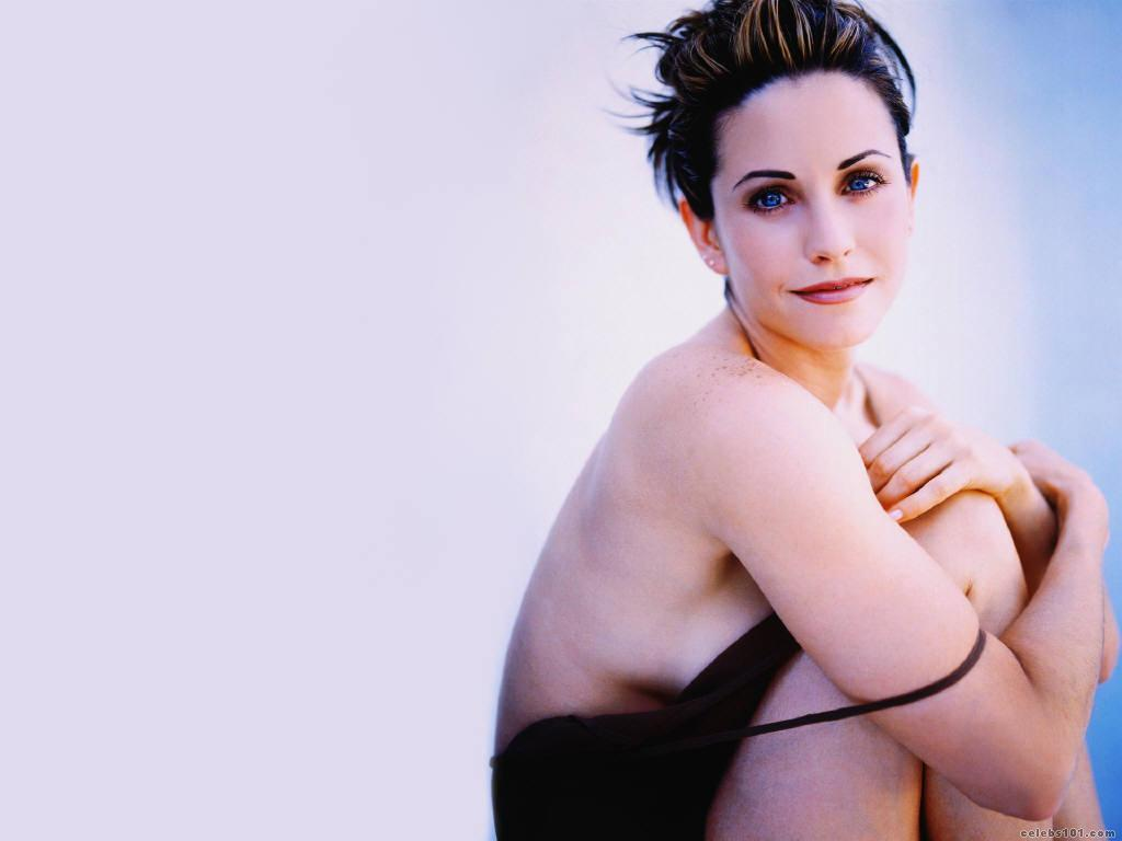 Courteney Cox Wallpapers 2011
