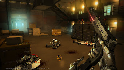 Download Deus Ex Human Revolution free