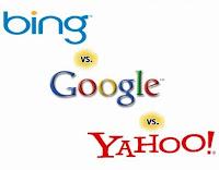 Google x Yahoo x Bing