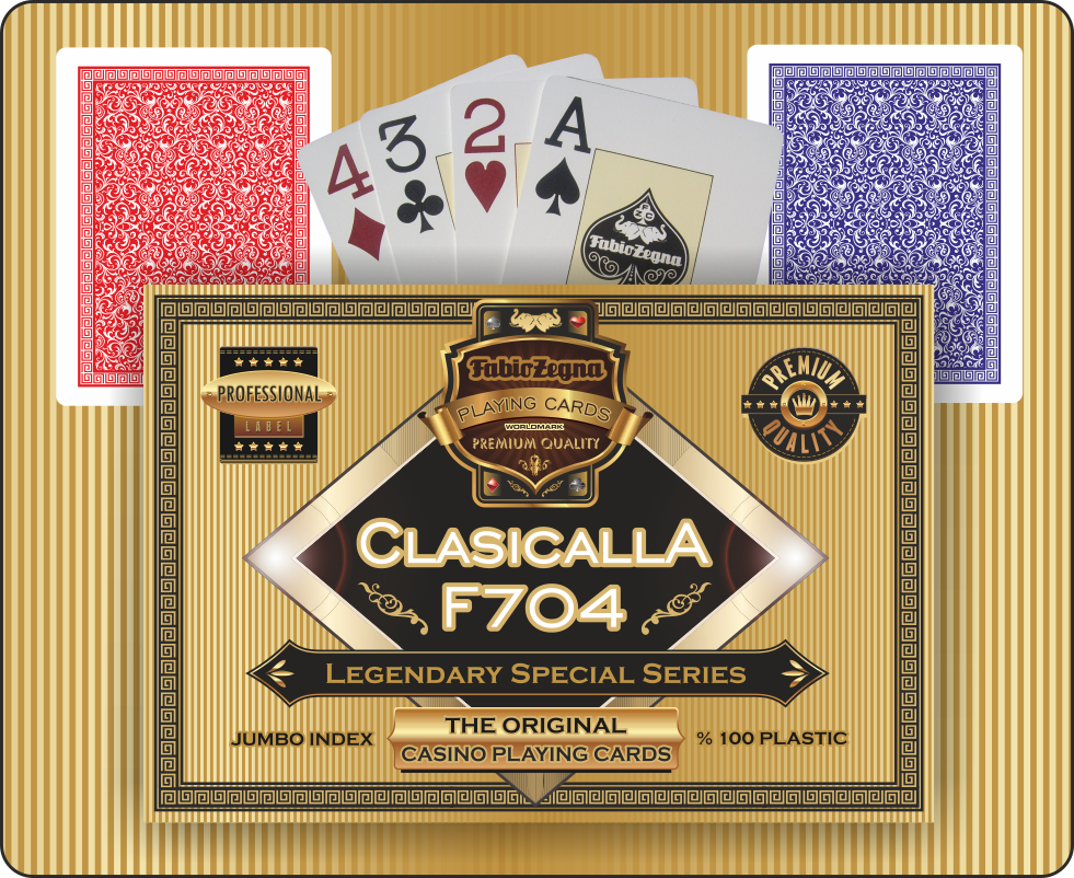 Plastic casino cards casino dollar lucky poker video
