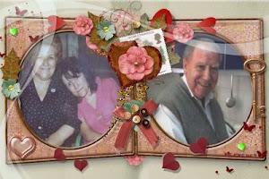 Papá y mamá, os quiero y os echo de menos