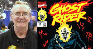 Gary Friederich Ghost Rider