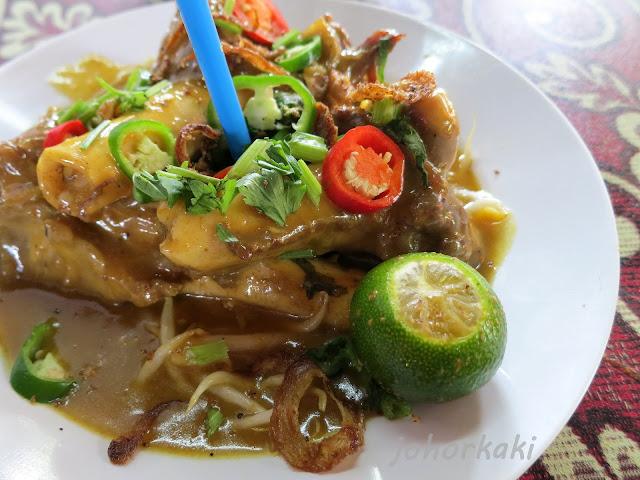 Mee-Rebus-Johor