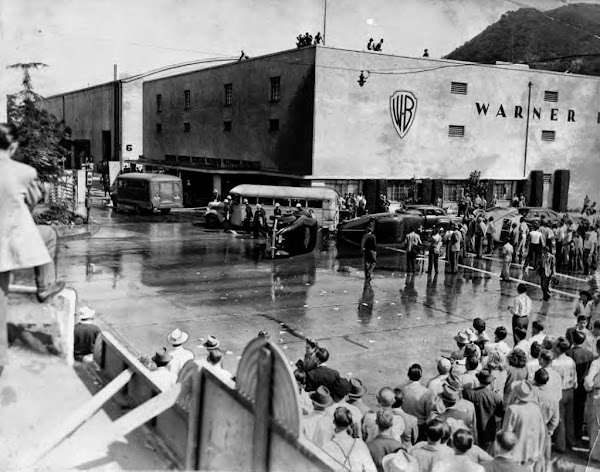 Warner Brothers Studio Strike