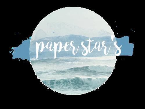 || Paper Stars★