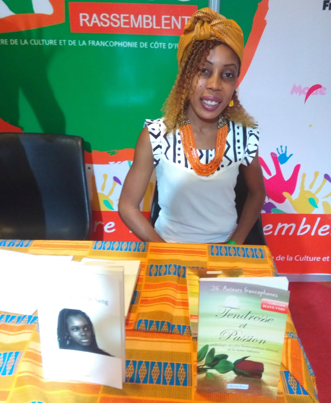 Salon International du Livre d'Abidjan 2018