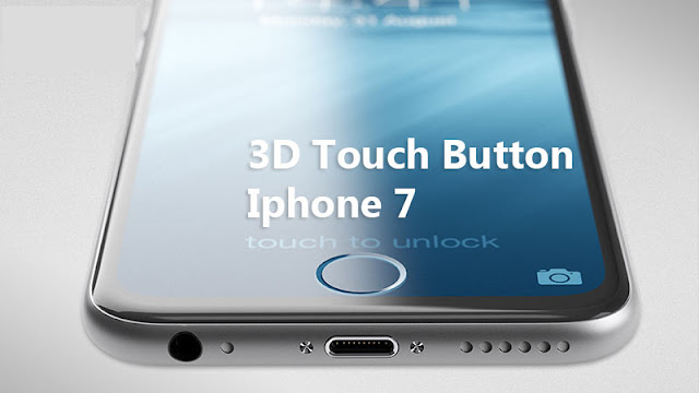 iphone 7 3D Touch Button