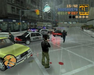 Screenshot Grand Theft Auto III Rip Version