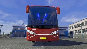HD2 OC500RF Jet Bus - skins included