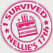 Nellie's 17th Birthday Pawty