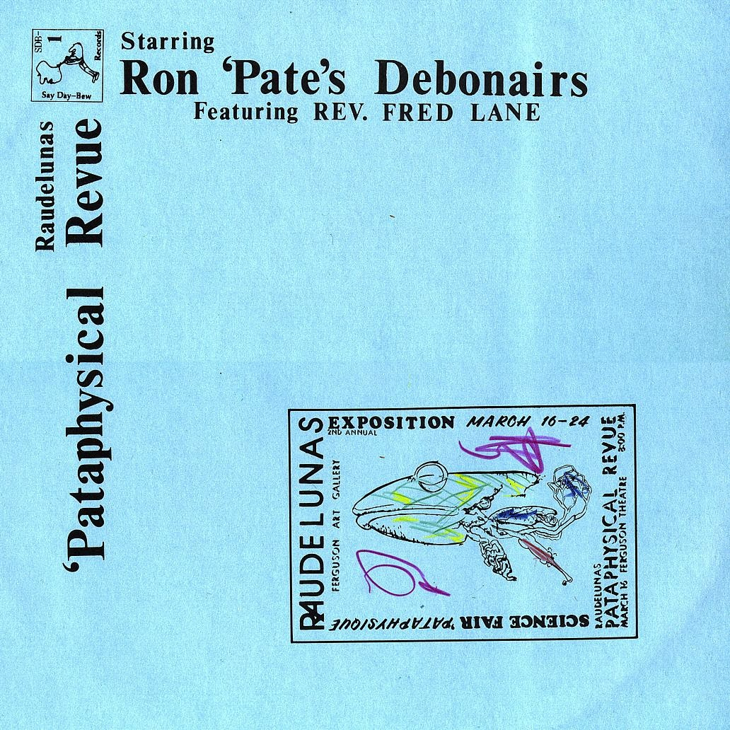 Fred Lane Ron Pates Debonairs From The One That Cut You