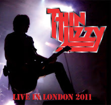 Thin Lizzy – Live in London 2011 CD