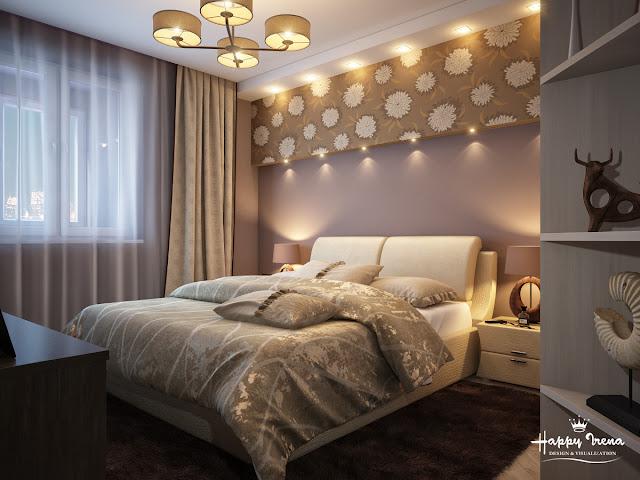 Dormitorios habitaciones matrimoniales diseno de interiores for Disenos para interiores de cuartos