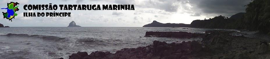 Comissão Tartaruga Marinha - Ilha do Príncipe