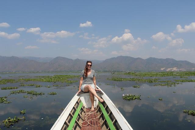 Boat Tour on Inle Lake, Myanmar