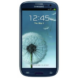 Samsung Galaxy S III 4G Android Phone, Blue 16GB (Verizon Wireless)