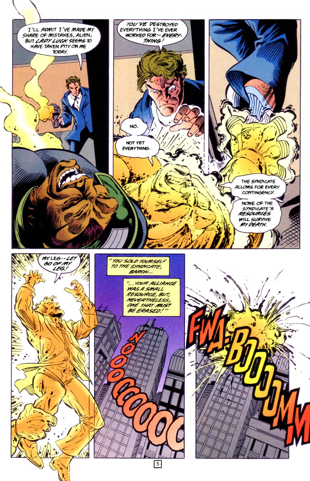 Deathstroke (1991) Issue #49 #54 - English 6