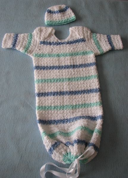 Free Crochet Patterns For Pajama Bags : Donnas Crochet Designs Blog of Free Patterns: Pajamas For ...