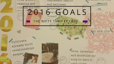 2016 Goals and Goal Setting