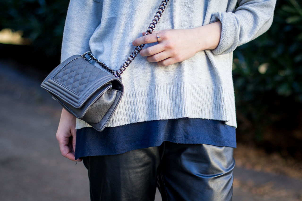 transitioning outfit layers - Vancouver Style Blog