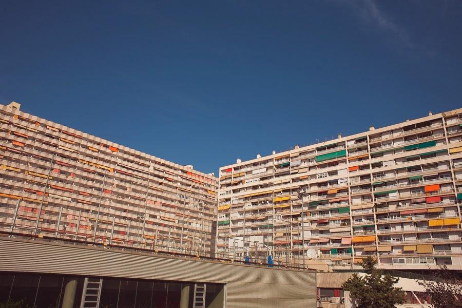 Спальные районы Барселоны