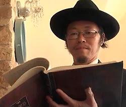 Chinês torna-se judeu ortodoxo