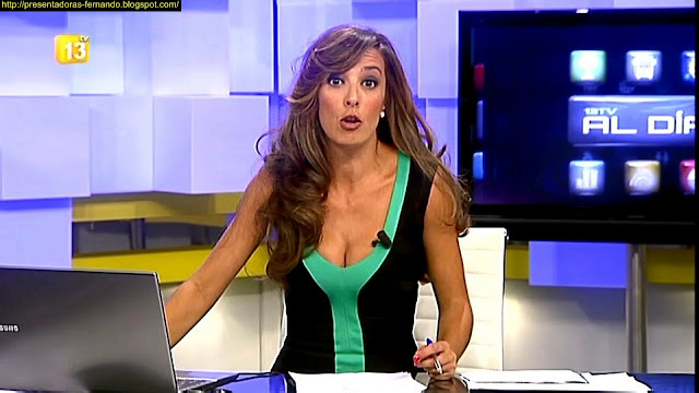 Marisa Paramo escote