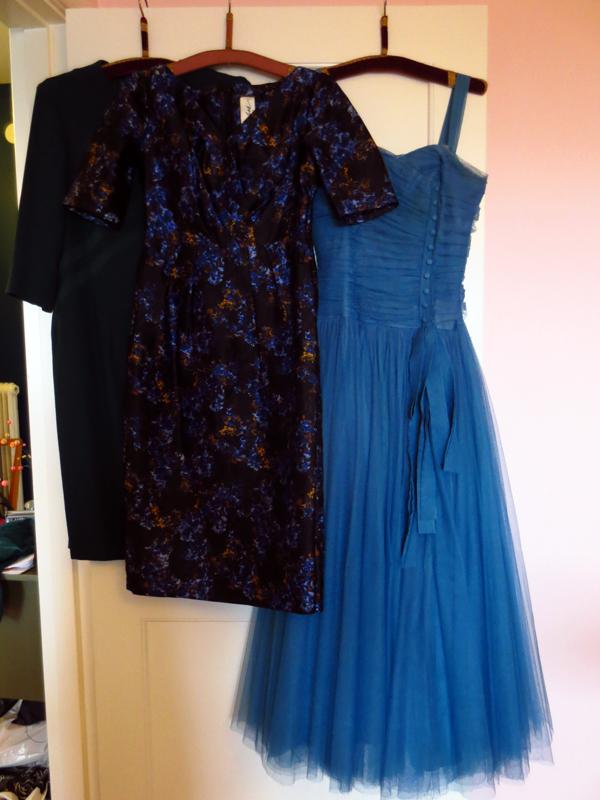 Vintageklänningar