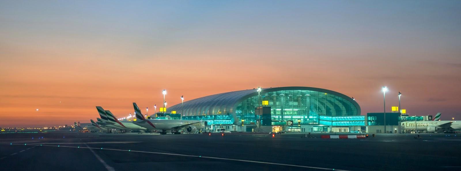 Tips Perjalanan saat Anda berada dalam Transit di Bandara Dubai