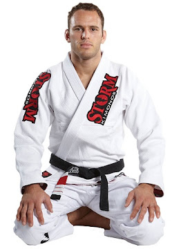Storm Kimonos Typhoon Jiu Jitsu Gi - White