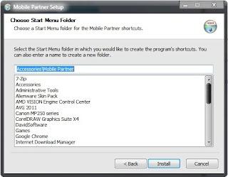 4 Download dan Cara Install Modem Huawei e173 MoDem STC