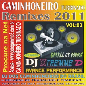 CD CAMINHONEIRO TURBINADO VOL: 03