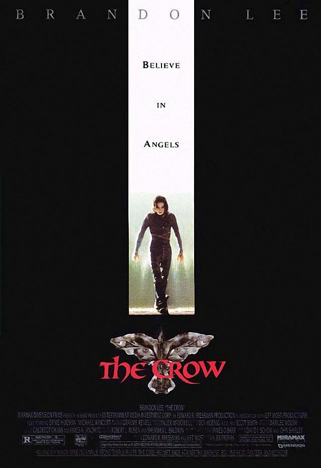 The Crow (El cuervo)