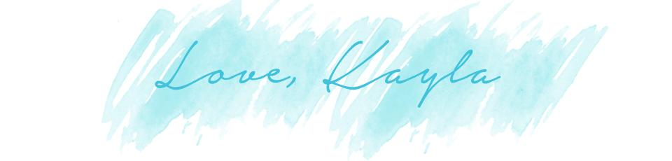 Love, Kayla