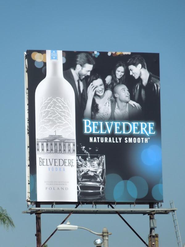 Belvedere Vodka billboard